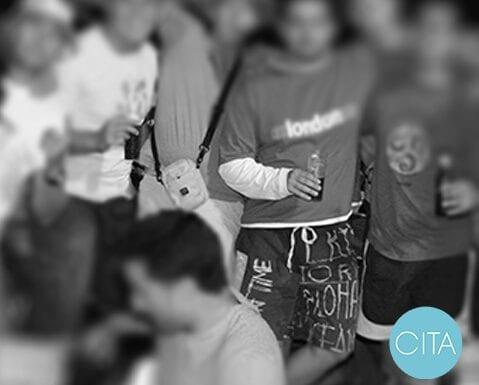 ¿Es peligroso el abuso de alcohol de los jóvenes los fines de semana?