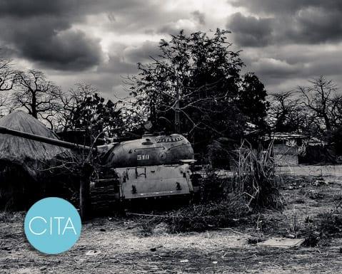 Taller de escritura de Clínicas CITA: El viejo soldado