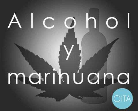 ¿Qué consecuencias tiene consumir marihuana y alcohol a la vez?
