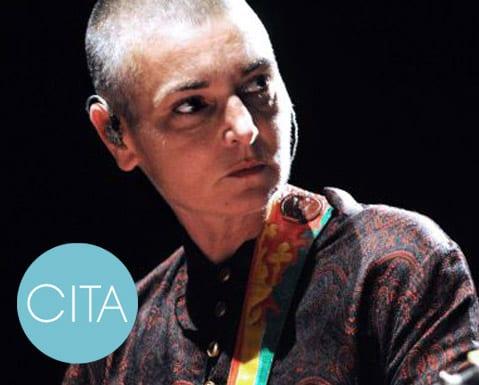 La cantante Sinéad O'Connor, otro famoso con problemas de drogas