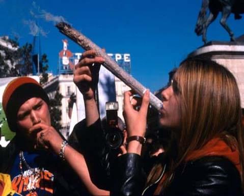 El cannabis en los adolescentes