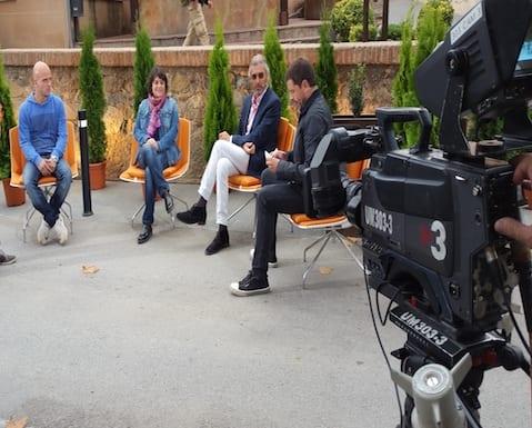 Entrevista Clínicas Cita en TV3
