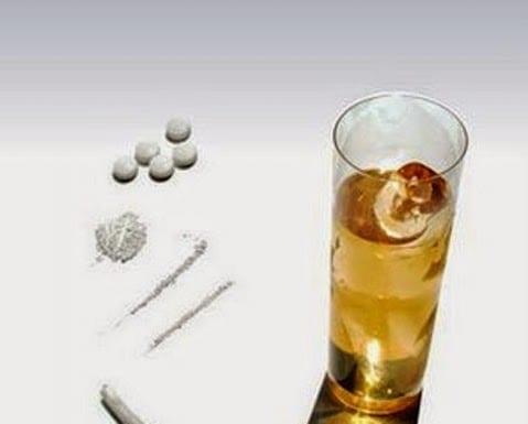 Signos sospechosos del consumo de drogas