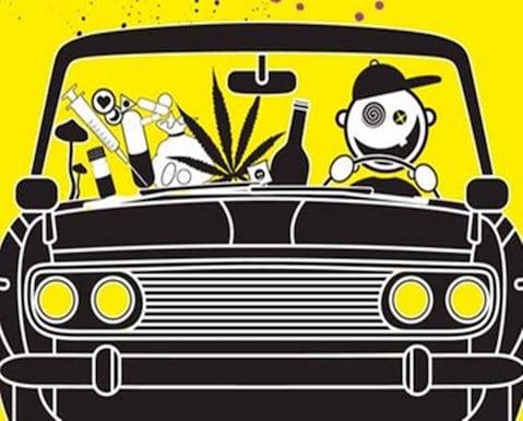 Estudio sobre el consumo de drogas al volante