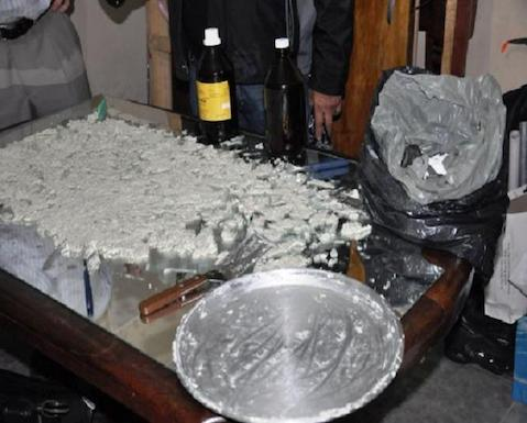 ¿Qué tomamos cuando tomamos cocaína?