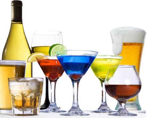 efectos del Alcohol sobre la memoria