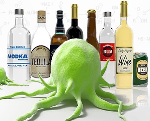 Alcohol y cáncer digestivo
