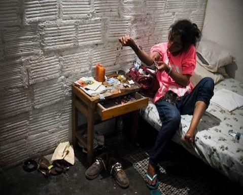 Sobredosis de heroína y otros opiáceos