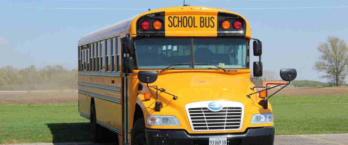 Otro conductor de bus escolar da positivo en cocaína