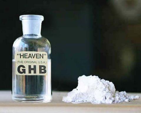 El GHB o éxtasis líquido