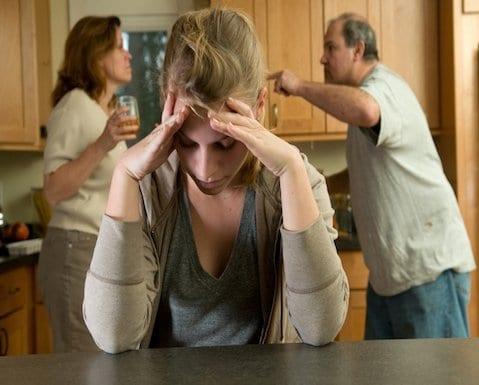 Los padres y la prevención del consumo de drogas