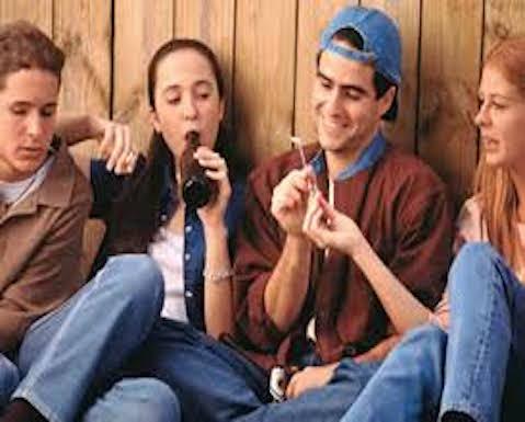 Estudio del consumo de drogas en menores