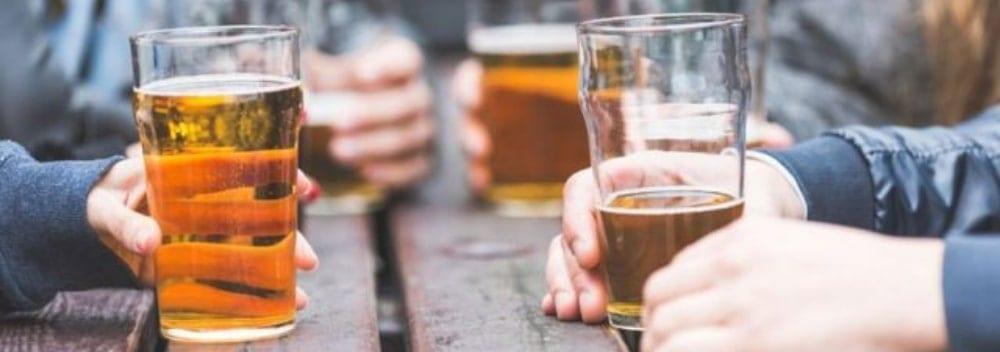 Efectos del alcohol a largo y corto plazo