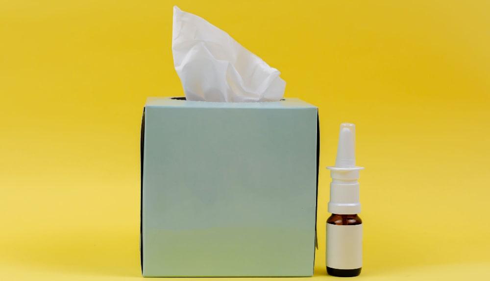 Adicción a los descongestionantes nasales