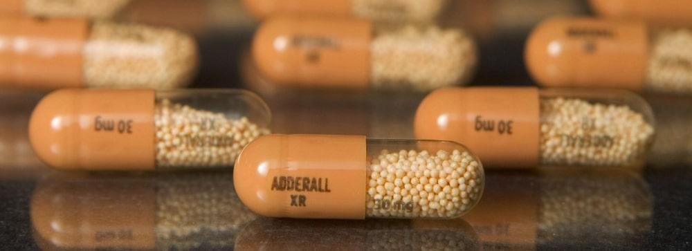 Efectos del Adderall