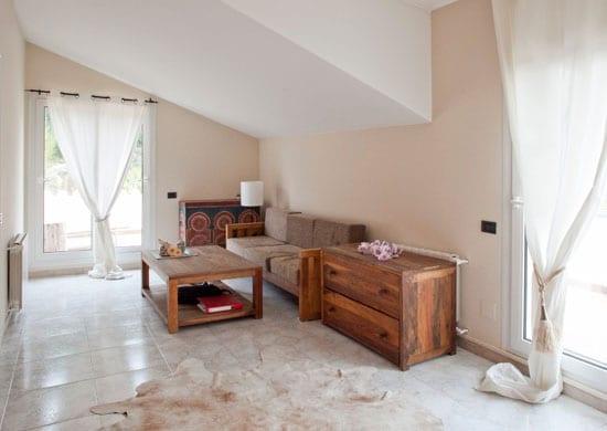 Suite con terraza clínicas Cita