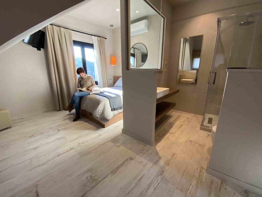 Habitación suite individual