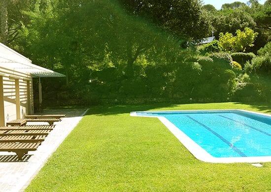 Suite VIP con piscinas clínicas Cita