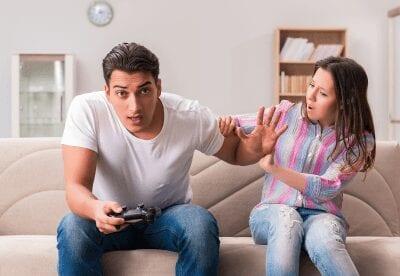 Adicción a los video juegos